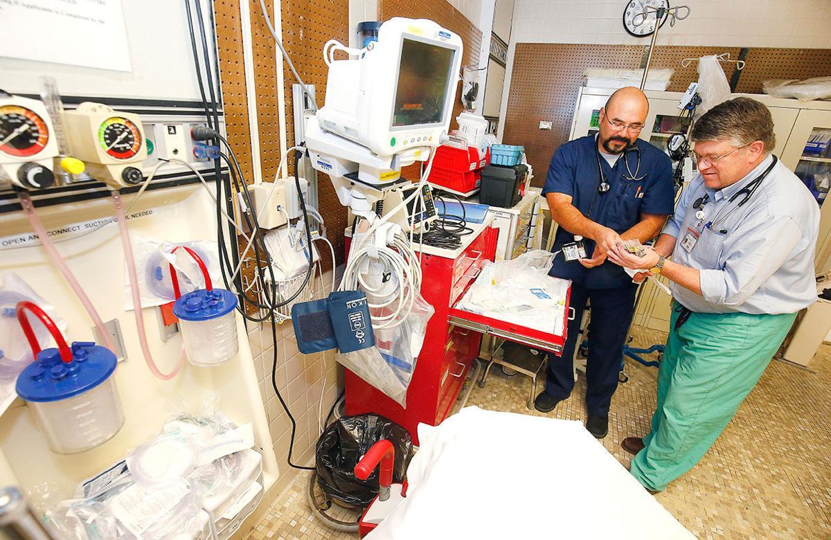 RMC emergency room
