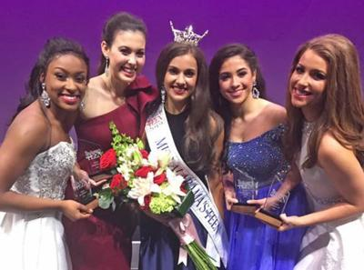 Miss Alabama Outstanding Teen and court