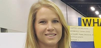 Lincoln High School teacher Amy Stephens
