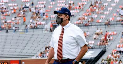 Football: Auburn vs Kentucky