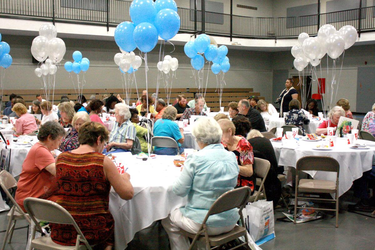 Prostate, lung cancer awareness luncheon held in Pell City