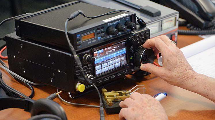Calhoun County Amateur Radio Association Field Day