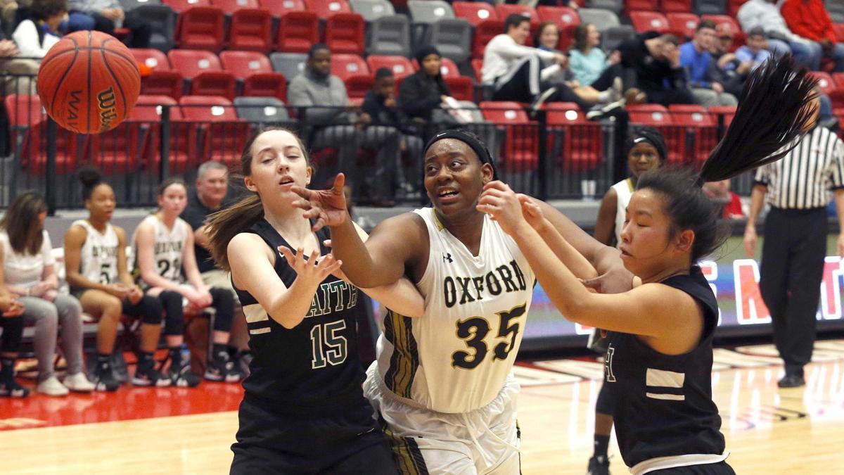 Calhoun County Tournament: Oxford Girls vs. Faith Christian