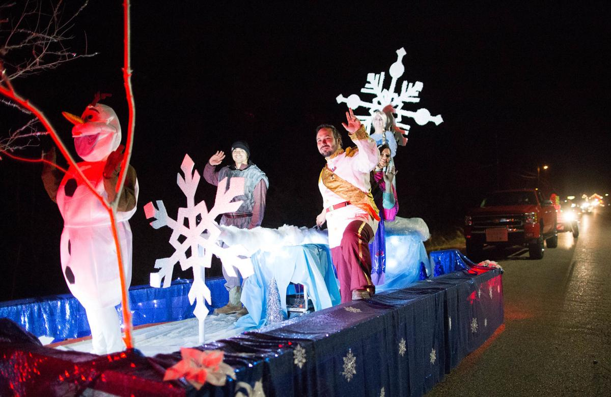 Lincoln 10th Annual Christmas Parade
