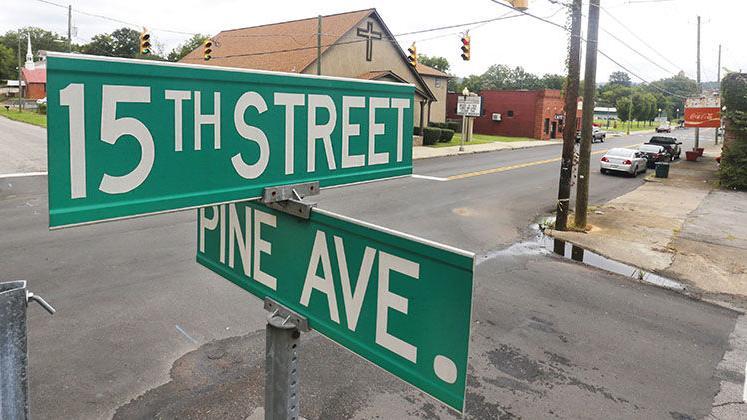 Photos: West 15th Street Revitalization