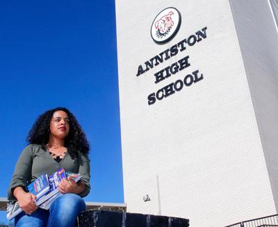 Senior class president says Anniston's schools need more
