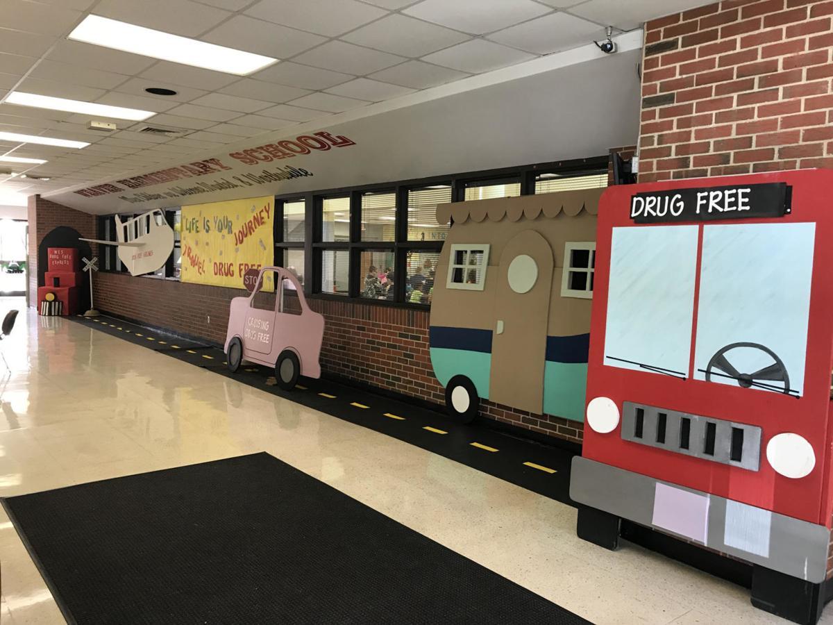 Weaver Elementary contest winner