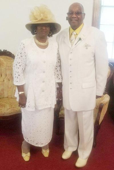 Rev. & Sis. John L. Ragland Jr.