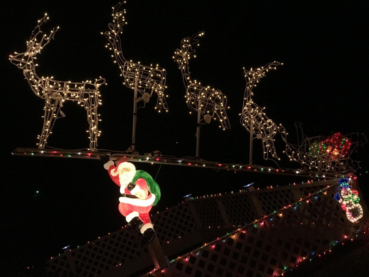 17 great spots to see Christmas lights | Features | annistonstar.com