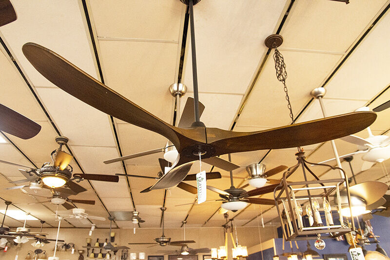 annistonstar.com - Faith Dorn | Special to the Star - You spin me right round: New trends in ceiling fans
