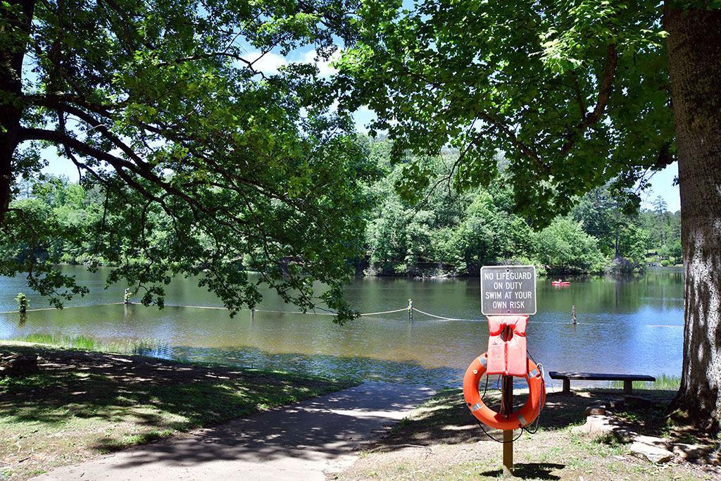Coleman Lake 2021 BW 10.JPG