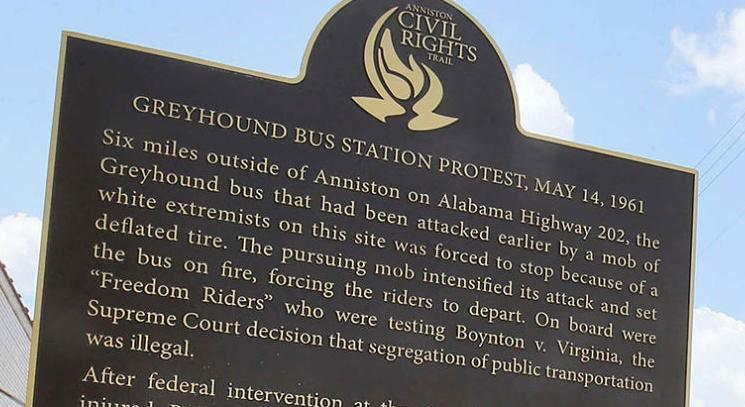 Freedom Riders park superintendent considers himself