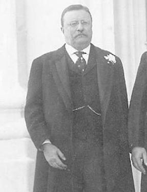 Roosevelt and Taft