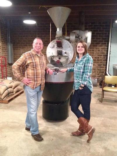 Southern Girl Coffee roasting facility
