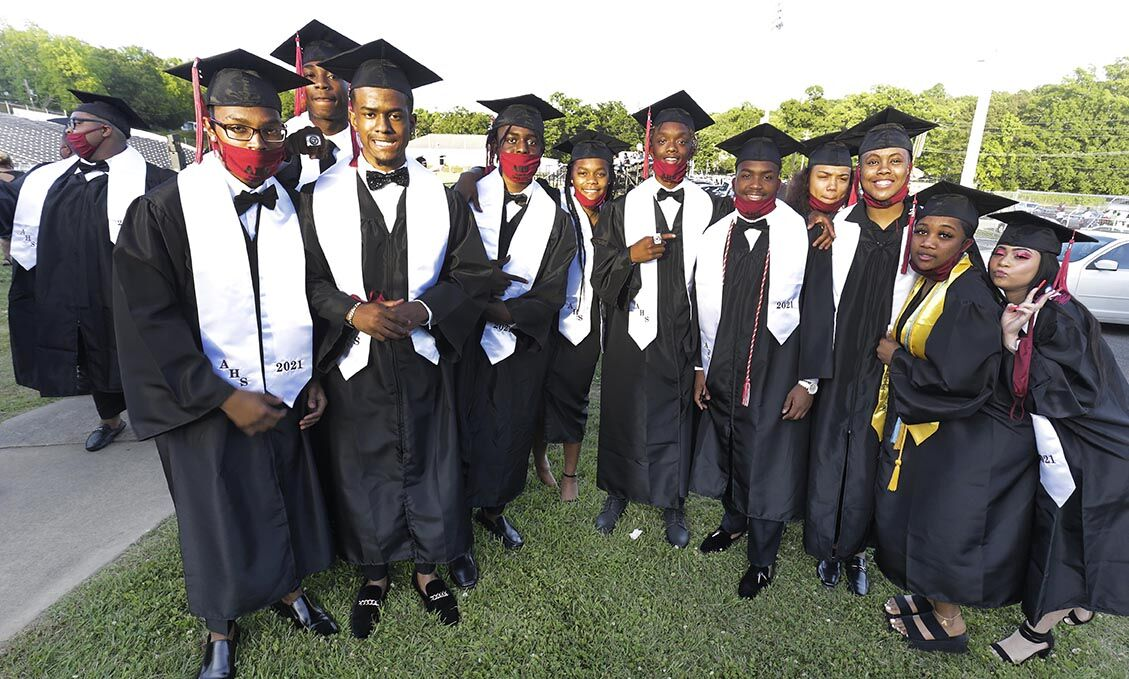 2021 anniston graduation