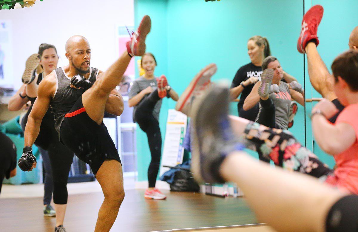 YMCA Rumble