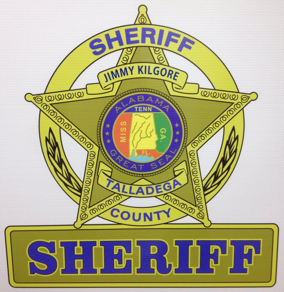 Talladega County Sheriff's Office logo