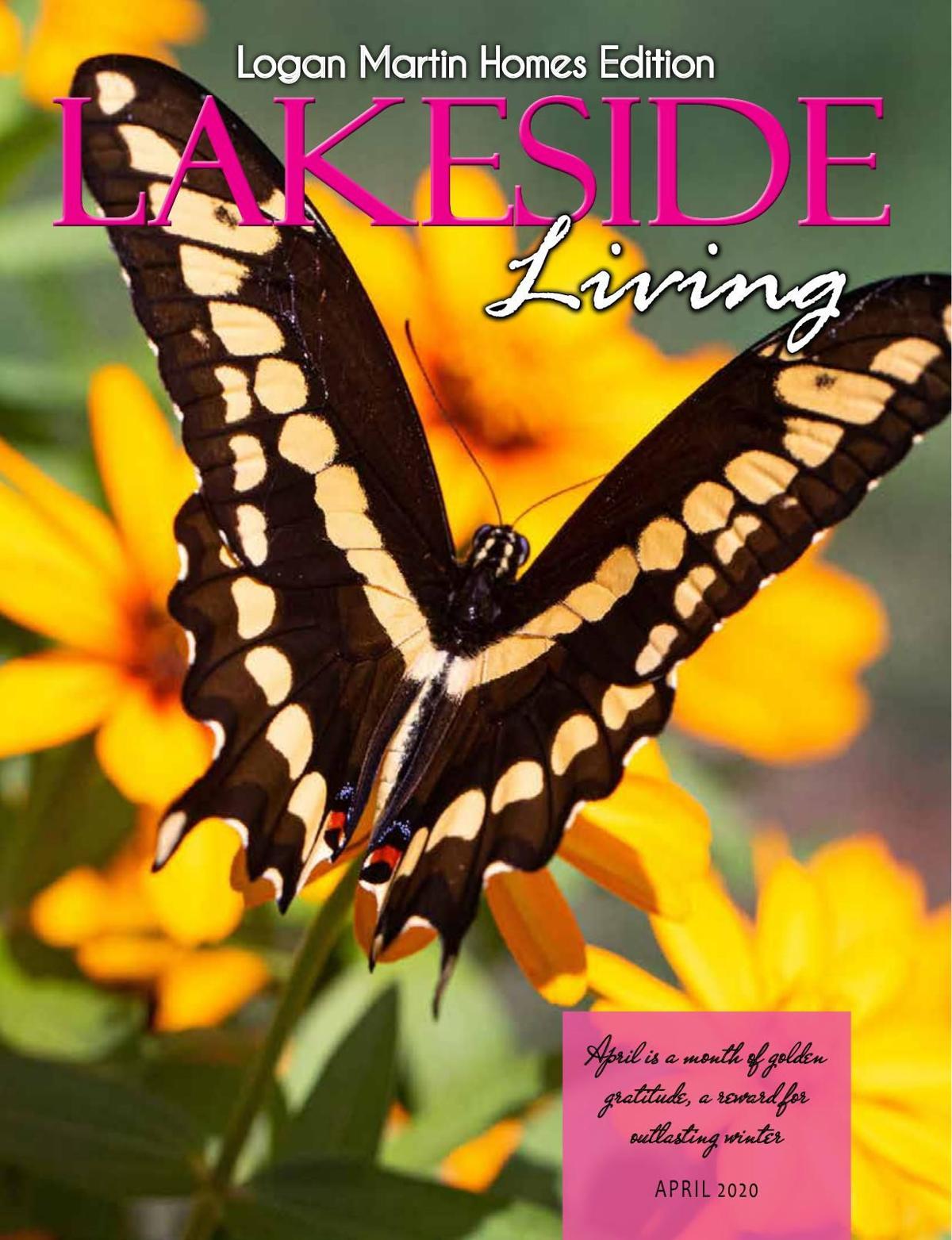 Lakeside Living April 2020
