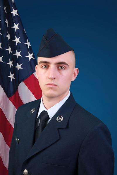 Airman Kylan B. Smith