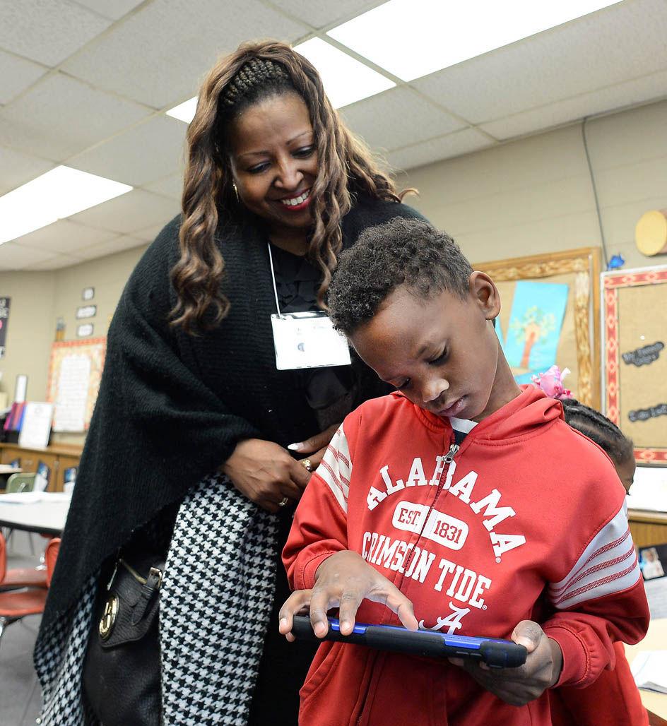 Alabama wilcox county camden - Jacksonville City Schools Tour By Wilcox County Educators