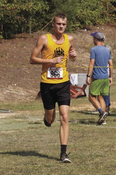 Proctor Cross Country