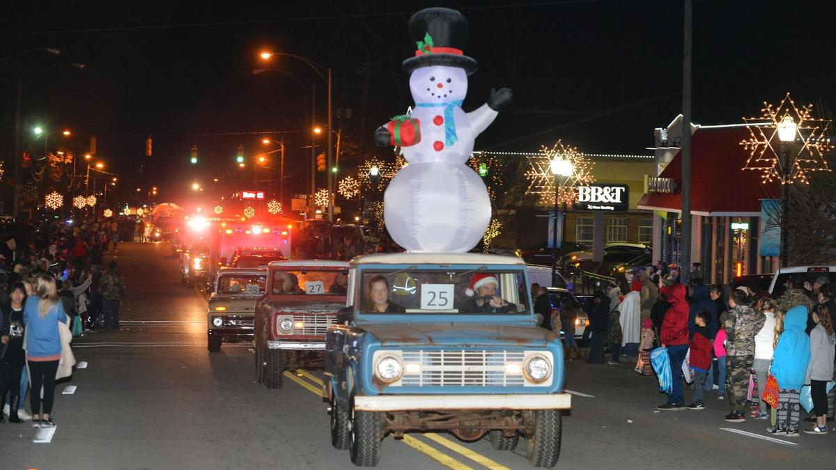 Heflin finally pulls off 'perfect' parade