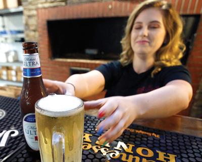 Beer lady