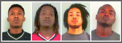 4 facing felony drug charges in Talladega County