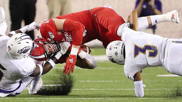 Photos: JSU vs UNA NCAA Football Game