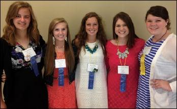American Legion Auxiliary Alabama Girls State