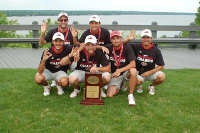 JSU men's golf