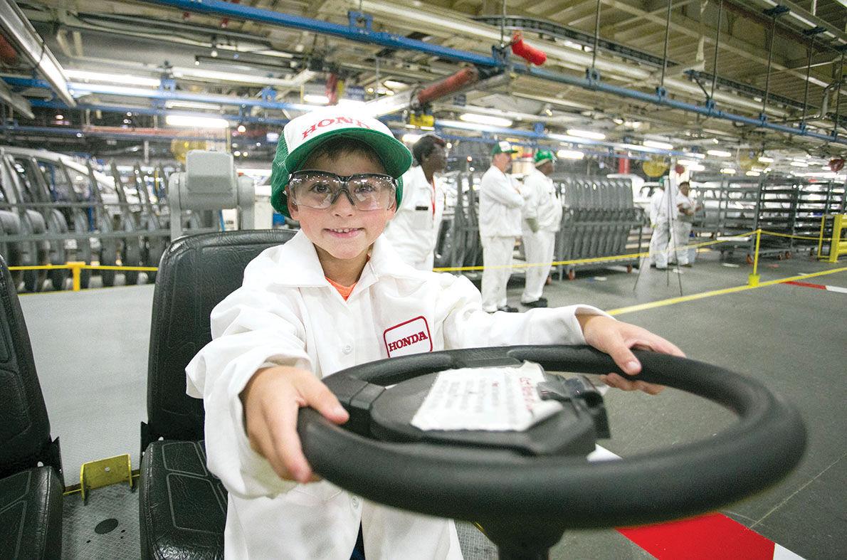 Nice Honda Manufacturing Of Alabama Family Open House