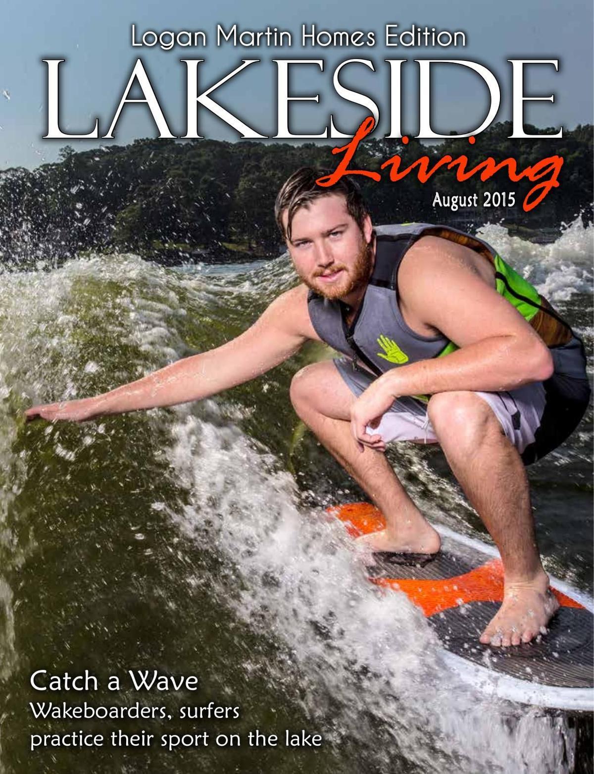 Lakeside - August 2015