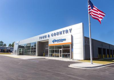 Town & Country Ford >> Pell City S Town Country Grand Opening Set For Friday The St