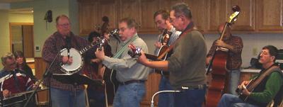 Season 16 of Gpospel Bluegrass Jams begin