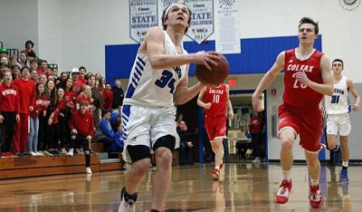 Cameron Comets basketball