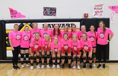 Hurricanes Play for Pink