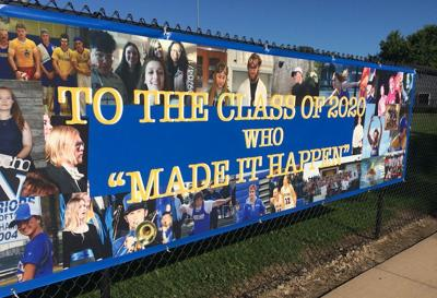 Ceremony tonight for RLHS Class of 2020 who 'Made it Happen'