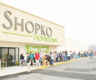 Shopko Grand Opening