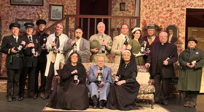 'Arsenic and Old Lace' continues for final weekend