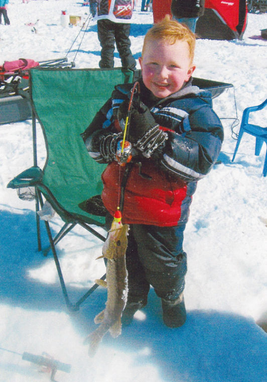 125 kids attend Hawkins youth fishing contest