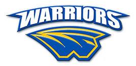 Rice Lake Warriors logo