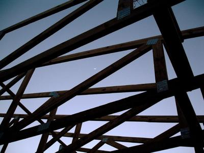 Roof trusses, construction