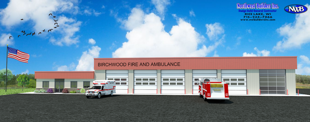 Matching funds sought for emergency services building at Birchwood