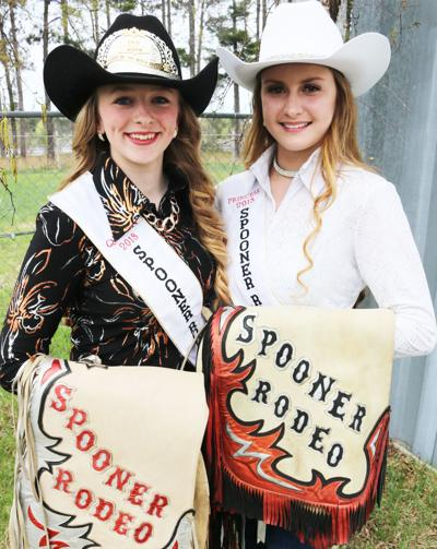 New Rodeo Royalty