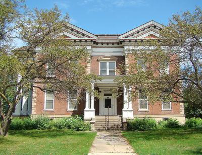 Wilmarth Mansion