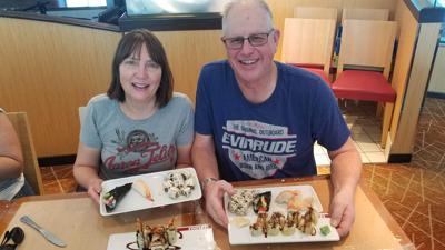 Tom and Julie Telitz