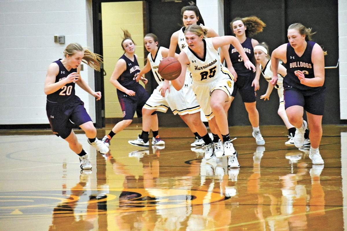Hayward girls hoops tops Chetek, 31-23