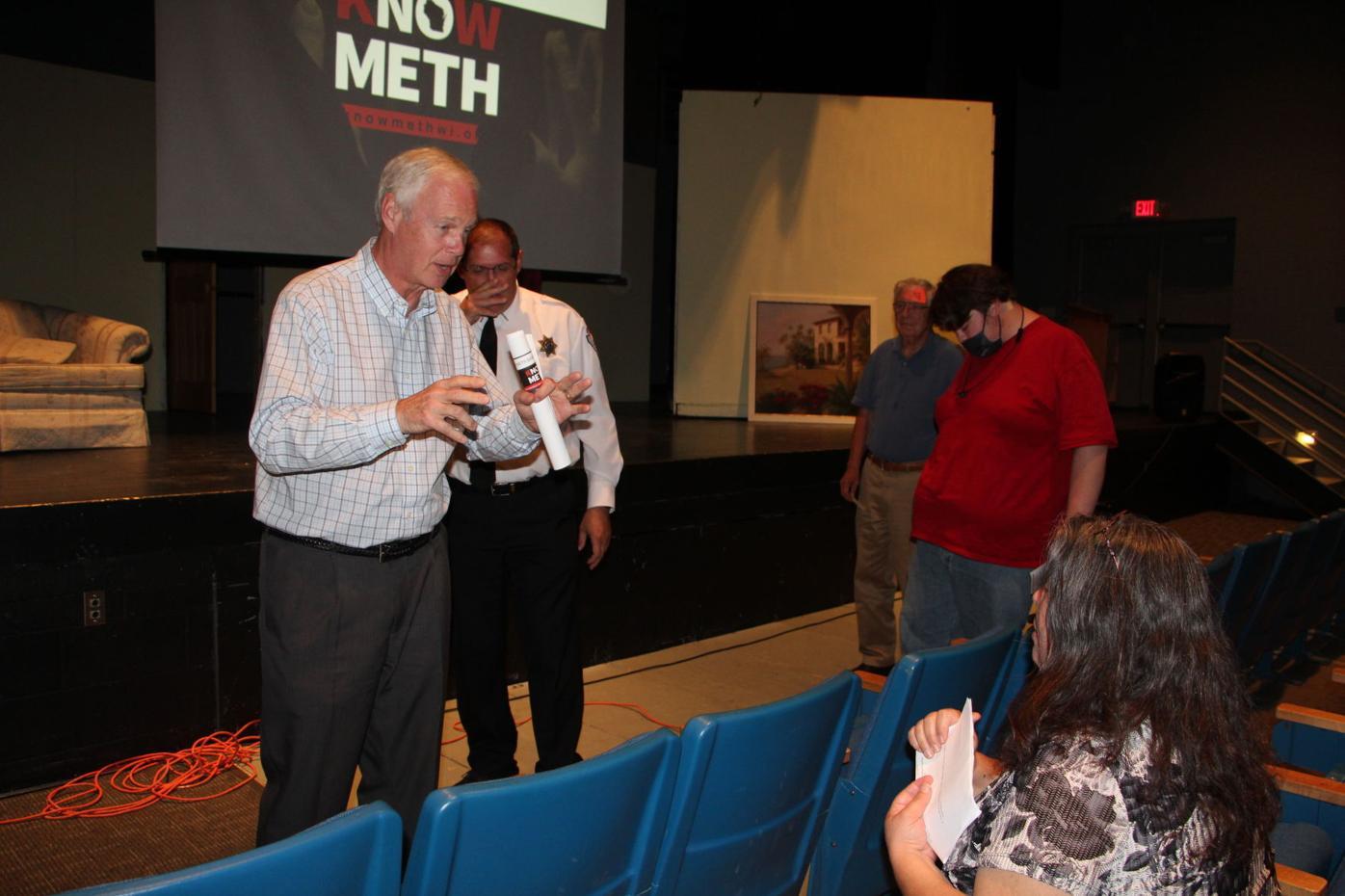 Meth Town Hall