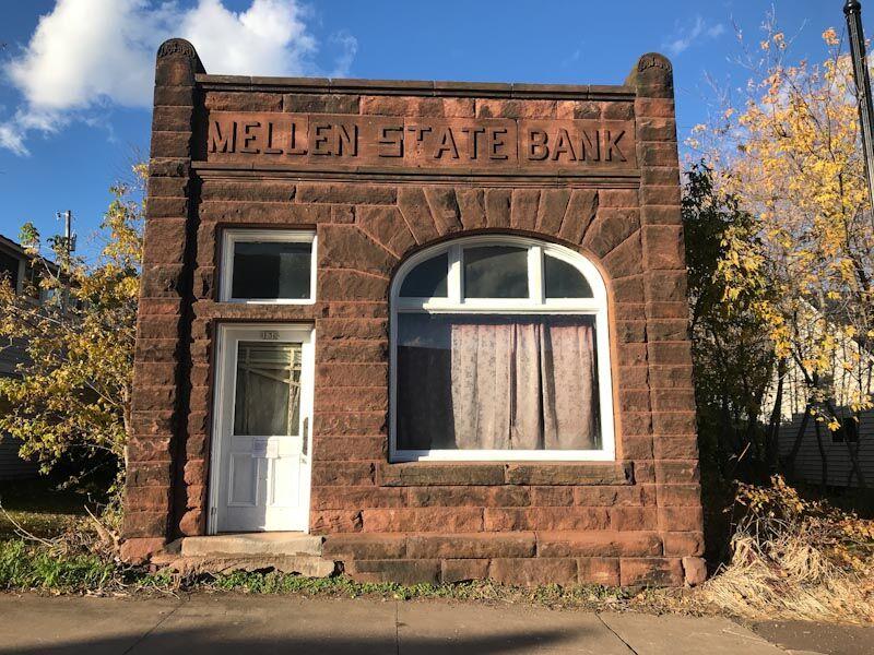 Mellen Bank 1